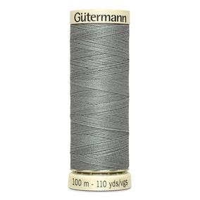 Gutermann Sew All Thread 100m Greymore (634)