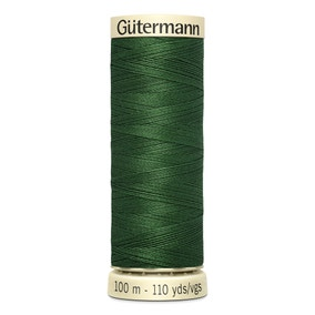 Gutermann Sew All Thread 100m Turtle Green (639)