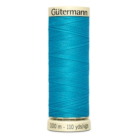 Gutermann Sew All Thread 100m Bright Blue (736)