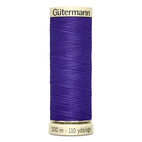 Gutermann Sew All Thread Purple (810)