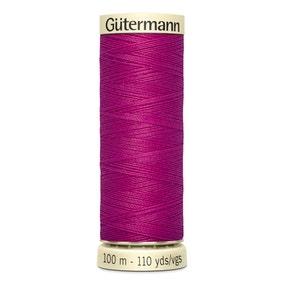 Gutermann Sew All Thread 100m Fuchsia (877)