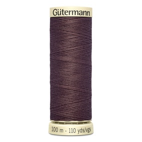 Gutermann Sew All Mid Brown (883)