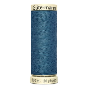 Gutermann Sew All Thread 100m Light Teal (903)