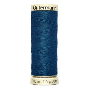 Gutermann Sew All Thread 100m Arctic Blue (904)