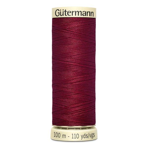 Gutermann Sew All Thread Deep Wine (109)  undefined