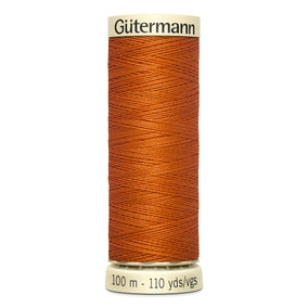 Gutermann Sew All Thread 100m Curry (932)