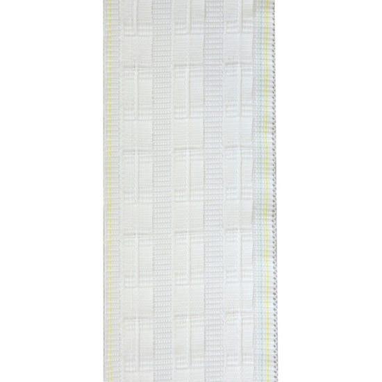 Woven Pocket Tape White