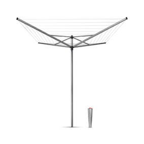 Brabantia 40 Metre 4 Arm Top Spinner Rotary Washing Line