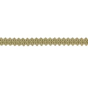 Classic Braid Gold Trim