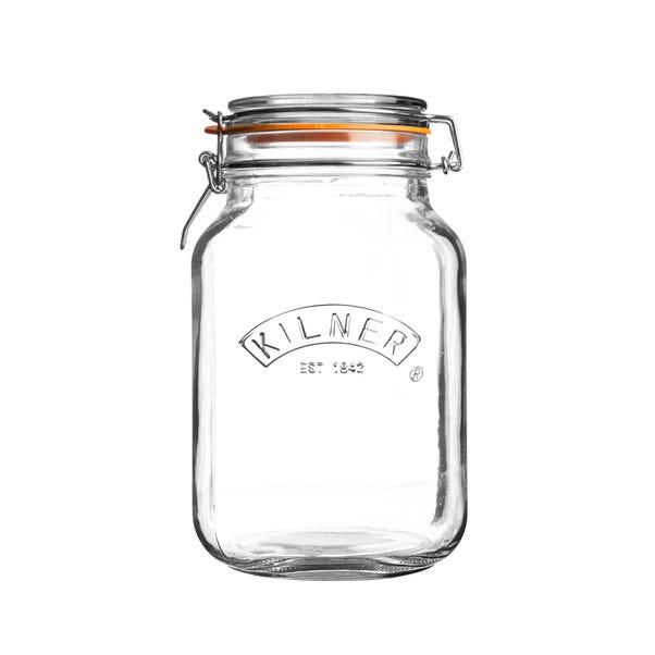Kilner 1.5 Litres Preserve Jar Clear