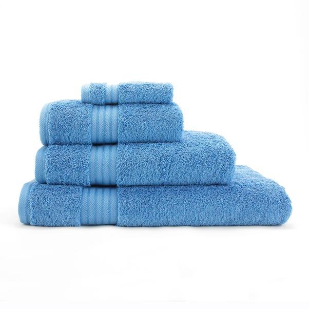 Cornflower Egyptian Cotton Towel  undefined