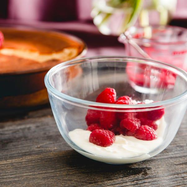 Pyrex 1 Litre Bowl Clear