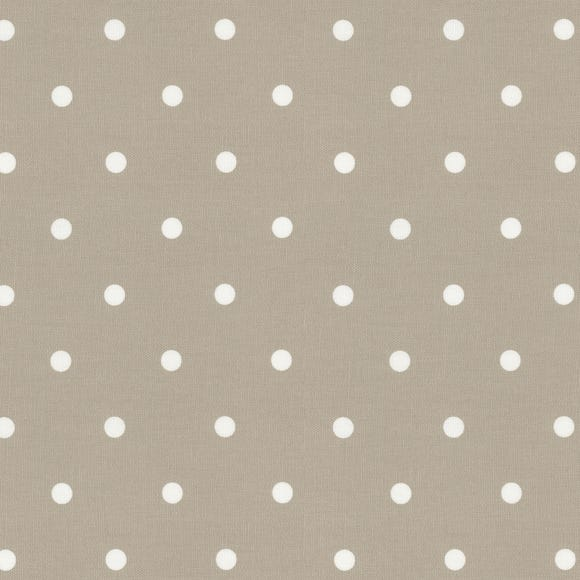Dotty Taupe PVC Taupe (Brown)