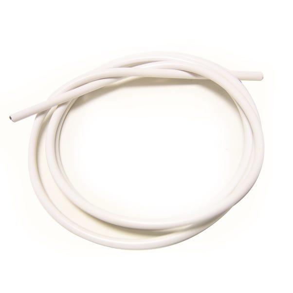 Net Curtain Wire White undefined
