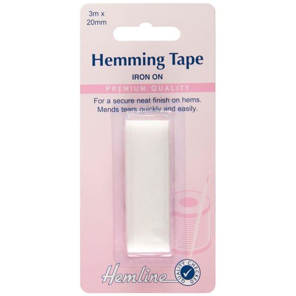 Hemline White Hemming Tape 3m