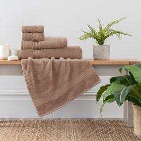 Walnut Egyptian Cotton Towel