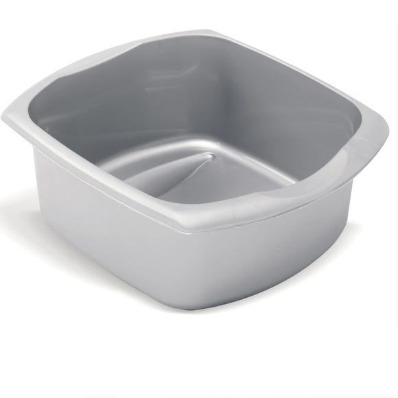 Addis Rectangular Bowl Metallic Grey