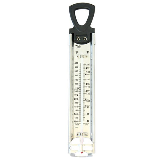 Jam Thermometer Silver