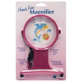 Hemline Hands-Free Magnifier