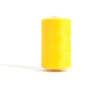Hemline Gold Polyester Thread