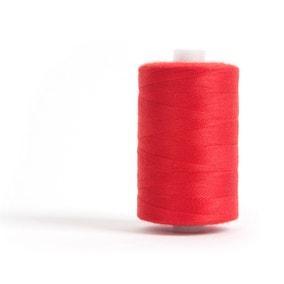 Hemline Red Polyester Thread