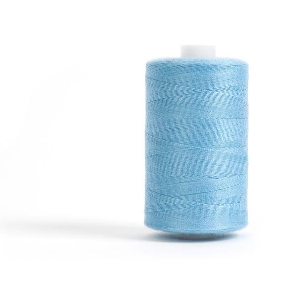 Hemline Sky Blue Polyester Thread