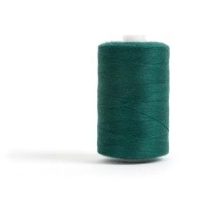 Hemline Bottle Green Polyester Thread