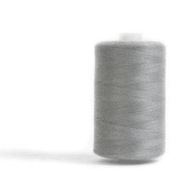 Hemline Mid Grey Polyester Thread