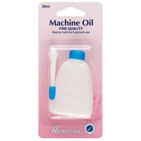 Hemline H155 Sewing Machine Oil
