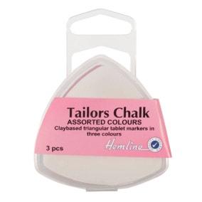 Hemline Tailors Chalk