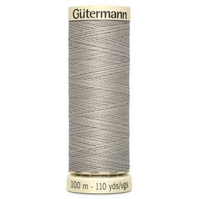 Gutermann Sew All Thread Ash Beige (118)