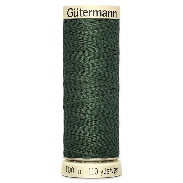 Gutermann Sew All Thread Pine Green (164)  undefined