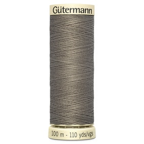 Gutermann Sew All Thread 100m Taupe (241)