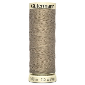 Gutermann Sew All Thread 100m Beige (263)