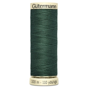 Gutermann Sew All Thread 100m Turquise (302)