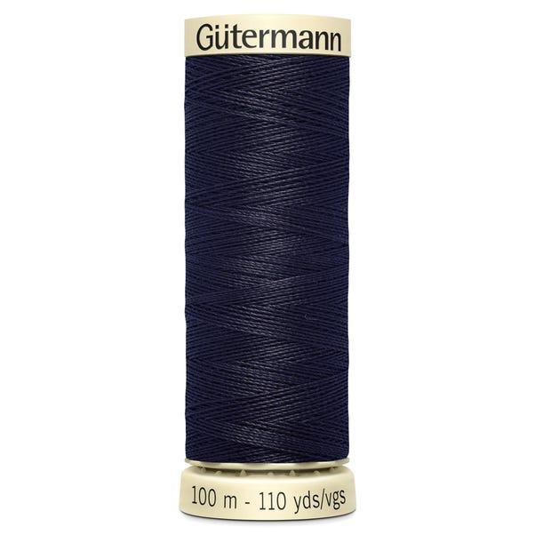 Gutermann Sew All Thread Dark Navy (32)  undefined