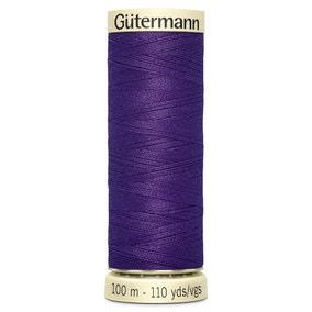 Gutermann Sew All Thread 100m Purple (373)