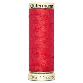 Gutermann Sew All Thread 100m Tiger Lily (491)