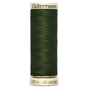 Gutermann Sew All Thread 100m Bottle Green (597)