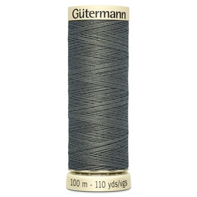 Gutermann Sew All Thread Mid Grey (63)