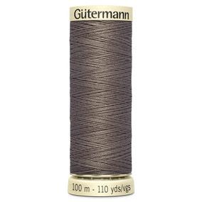 Gutermann Sew All Thread 100m Mid Brown (669)