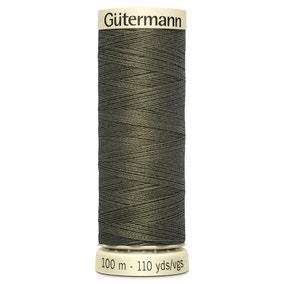 Gutermann Sew All Thread 100m Olive (676)
