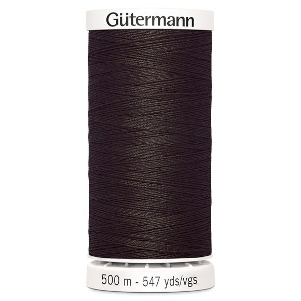 Gutermann Sew All Thread Walnut (696)  undefined