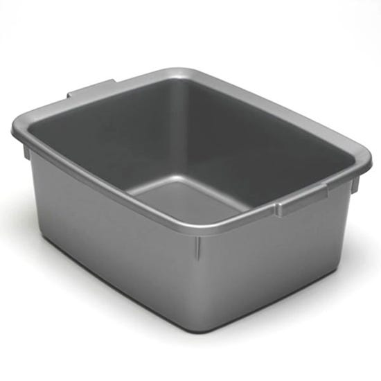 Addis Butler Bowl Metallic Grey