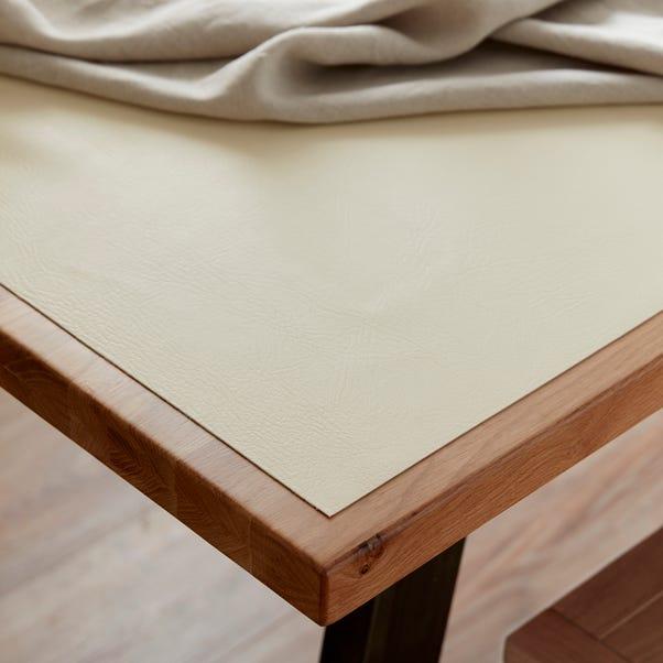 Chester PVC Leatherette Cream