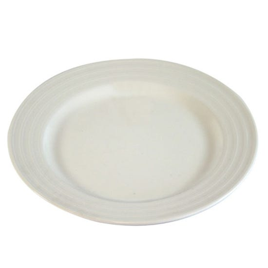 Pausa Ripple Side Plate White