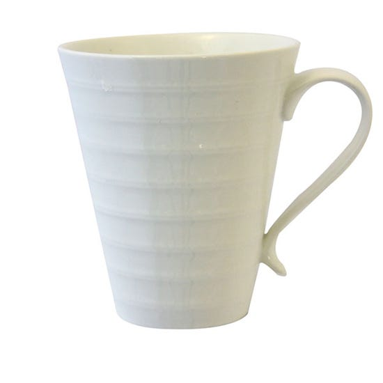 Pausa Ripple Mug White
