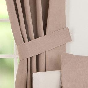 Solar Biscuit Curtain Tiebacks