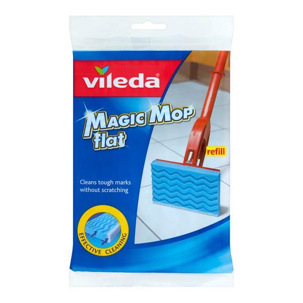 Vileda Flat Magic Mop Refill Blue