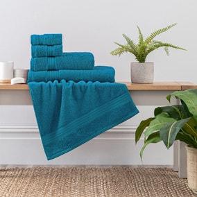 Teal Egyptian Cotton Towel